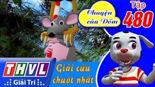 THVL | Chuyện của Đốm - Tập 480: Giải cứu chuột nhắt