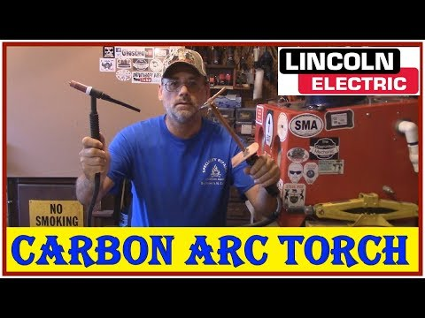 (107 )LINCOLN CARBON ARC TORCH REVIEW