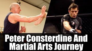 Peter Consterdine And Martial Arts Journey • Martial Artist, Security and Self Defense Expert