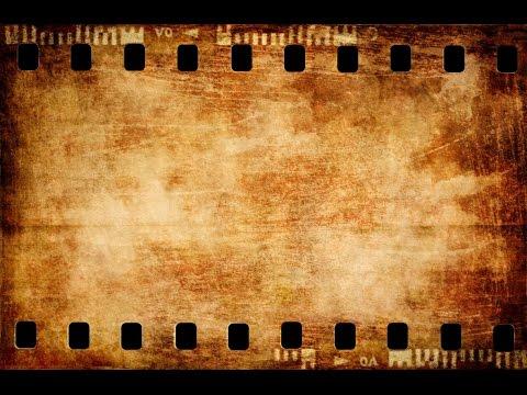 Как сделать эффект кинопленки на