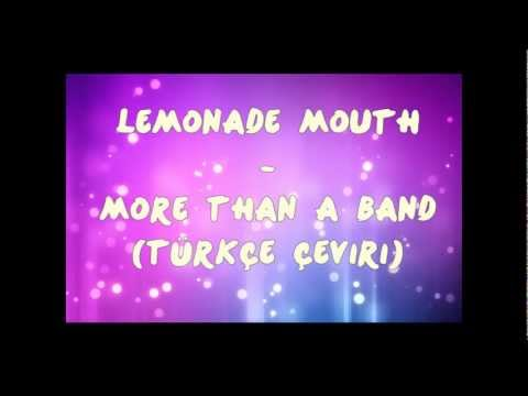 Lemonade Mouth - More Than A Band (türkçe Çeviri) video