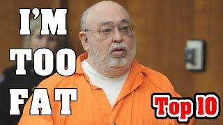 Top 10 HILARIOUS Court Case Defenses