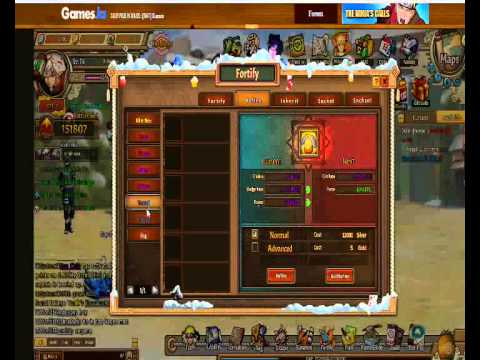 Ultimate Naruto Open Beta Fortify Tutorial PERFECT ENGLISH