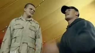 Watch John Cena Christmas In Iraq video