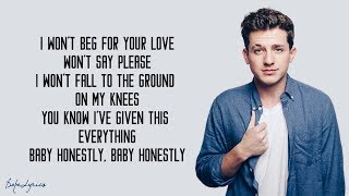 Download Lagu Charlie Puth - Done For Me (Lyrics) feat. Kehlani Gratis STAFABAND