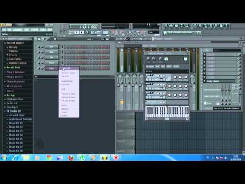 Tutorial Cara Membuat White Noise Di Fl Studio Dengan 3x Osc video