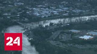 ЧП в Калифорнии: стена воды может снести шесть городов