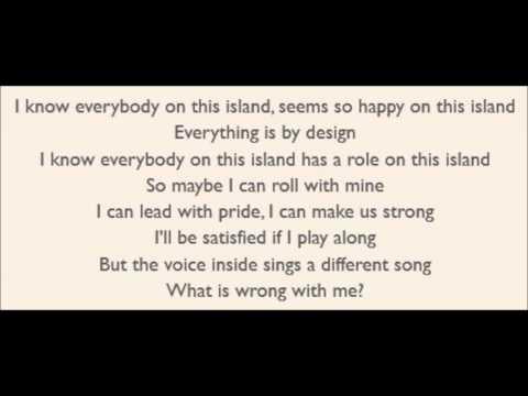 Moana - Auli'i Cravalho - How Far I'll Go (Lyrics) #1
