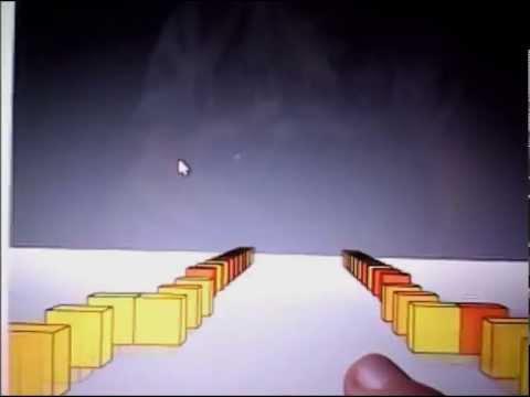 Vidéo magique d'un jeu