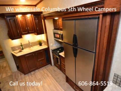 Columbus 370FL Fifth Wheel Camper by Palomino