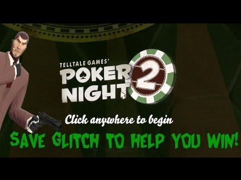 Poker Night 2 Save Trick
