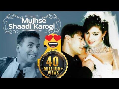 Mujhse Shaadi Karogi (2004) - Salman Khan - Priyanka Chopra - Akshay Kumar - Superhit Comedy Film video