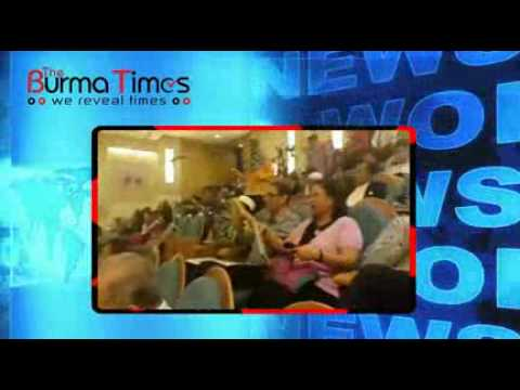 Burma Times TV Daily News 12.06.2015