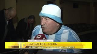 Las Noticias por el Diez   La Final de la Copa América en el Teatro Colón