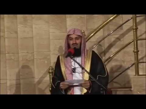 How Music Was Introduced and Adultery & How Other Sins Developed e.g Tabarruj - Mufti Menk