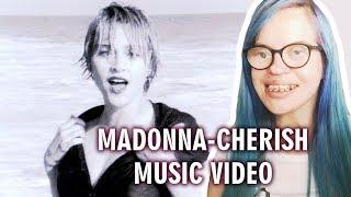 Download Lagu MADONNA - CHERISH (MUSIC VIDEO REACTION) | Sisley Reacts Gratis STAFABAND