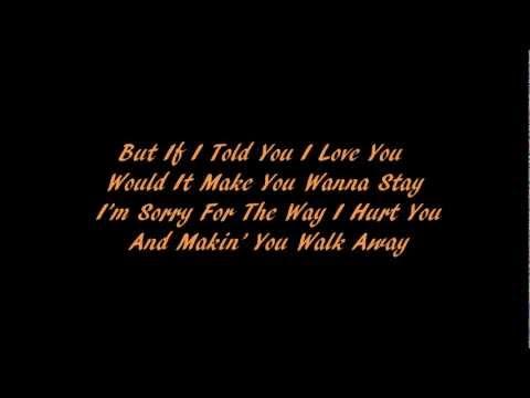 Stay - Florida Georgia Line - Lyrics(On Screen)