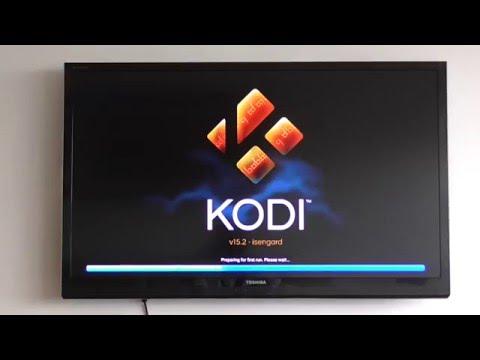 Himedia H8 Mini PC Android TV Box Review   Kodi/XBMC Demo