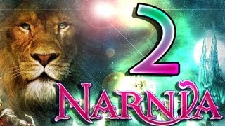 Chronicles of Narnia: The Lion, The Witch and The Wardrobe Walkthrough Part 2 (PS2, GCN, XBOX)