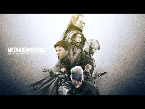 Metal Gear Solid 4 : Guns Of The Patriots (2008) Première Partie - Film Complet En Français video