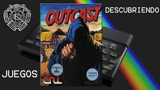 Descubriendo Juegos de Spectrum: OUTCAST