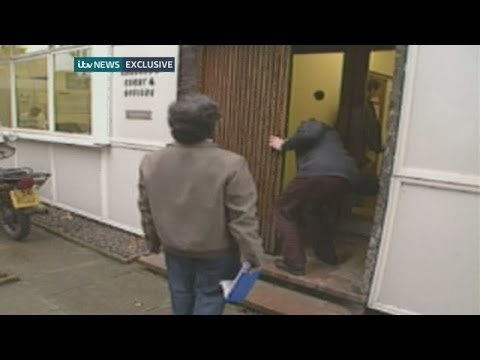 Alleged 'slavery' commune members in 1997 ITV documentary