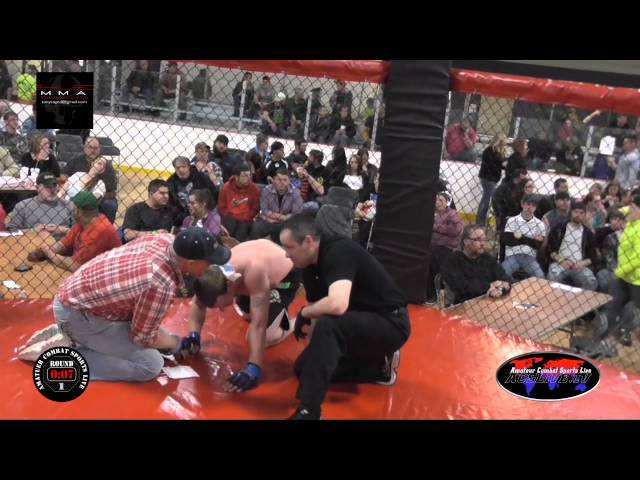 Exiled MMA Fight # 9