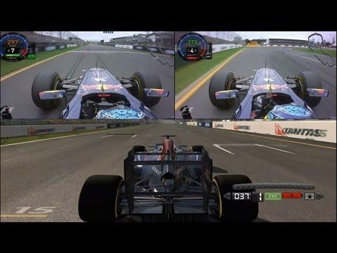 F1 2011 vs 2010 CODEMASTERS. FACTS SO FAR. (TRACK IR) HD