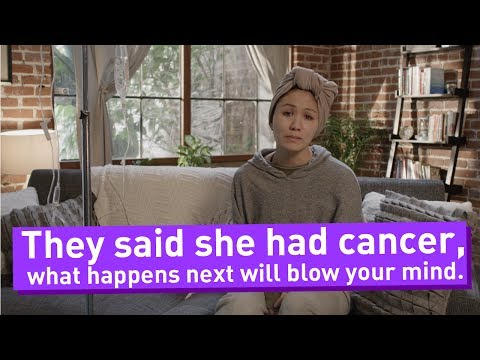 They Said She Had Cancer, What Happens Next Will Blow Your Mind.