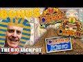 ✦ BONU$ JACKPOT$! ✦ $100 Bet ➡️Cleopatra 1 & 2 Handpays! | The Big Jackpot