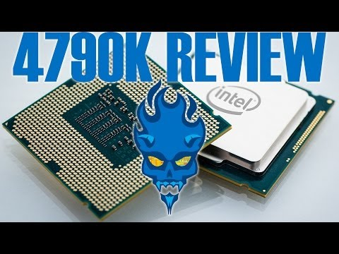 Intel 4790K Devils Canyon CPU Review & Overclockin