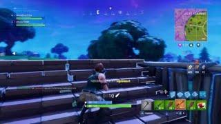 Fortnite Sniper Headshot seine Mama!