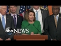 Democrats respond to pulled GOP healthcare bill