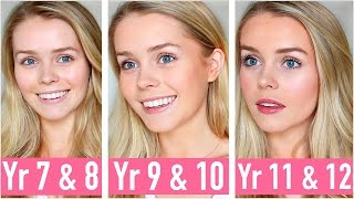 Evolution of makeup