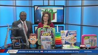 Fox 24 News at 7: Hot Holiday Toys For November 16 (Fox 24)