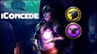 Levan Bitadze's Control Spellsword | iConcede - Elder Scrolls Legends