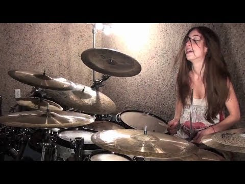 AUGUST BURNS RED - COMPOSURE - DRUM COVER BY MEYTAL COHEN