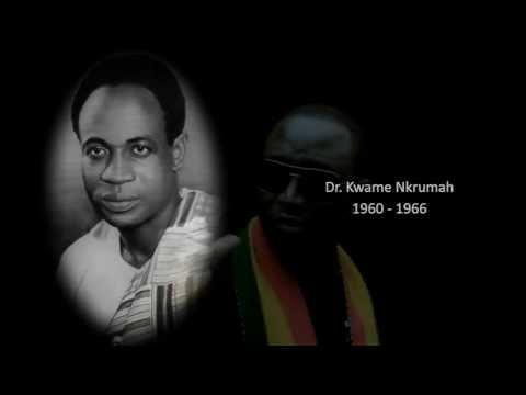 Ghana National Anthem by Richie Mensah