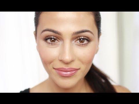 Bright Eyes Makeup Tutorial |  Natural Makeup Tutorial | Teni Panosian