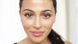 Bright Eyes Makeup Tutorial |  Natural Makeup Tutorial | Teni Panosian