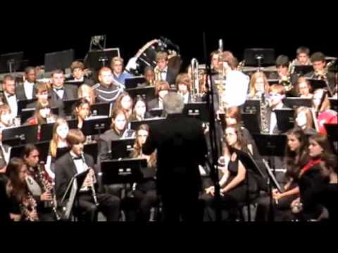 2010 Tennessee All State Band - Lux Aurumque