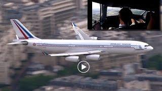 [14 Juillet] Embarquez à bord de l'A340 !
