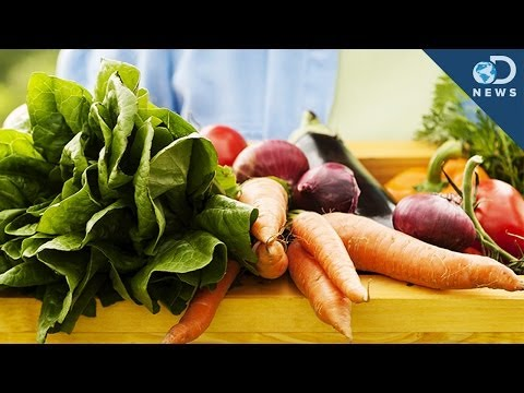 Why Eating Organic Is Better!