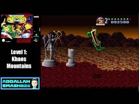 Let's Play Battletoads in Battlemaniacs: Level 1 -