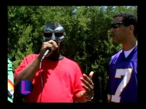 The Liberater Show Pilot e00 feat MF DOOM hosted by TStone Music Videos