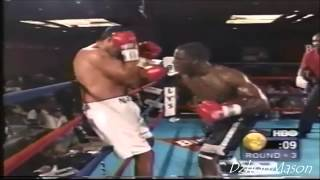 Corrie Sanders vs. Hasim Rahman - Highlights