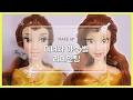 [달치 뷰티샵] 디즈니 12인치 인형 미녀와 야수 '벨' 리페인팅 하기 - 달려라치킨