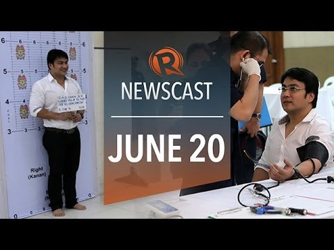Rappler Newscast: Revilla in jail, Napoles kids bail, anti-Filipino blog