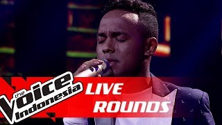 Aldo - Jealous (Labrinth) | Live Rounds | The Voice Indonesia GTV 2018