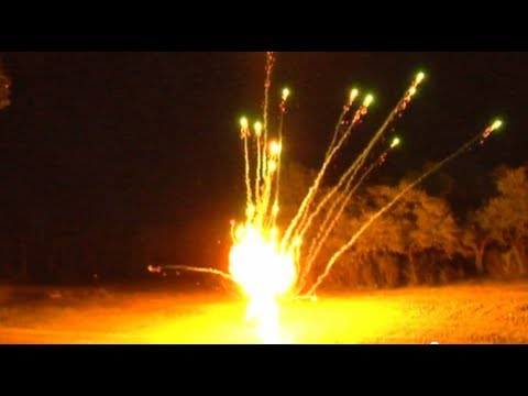 DIY Computer Controlled Fireworks | Waterloo Labs | Episode 01